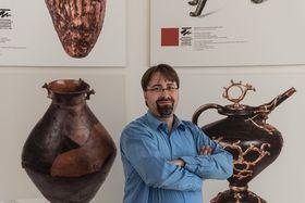 Jiří Mitáček (Foto: Archiv des Mährischen Landesmuseums)