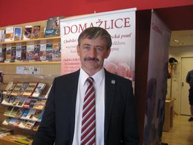 Stanislav Antoš, foto: Martina Schneibergová)