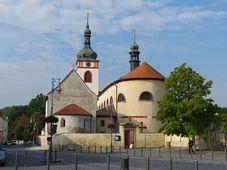 Church of St. Wenceslas, photo: Hana Němečková, CC BY-SA 4.0