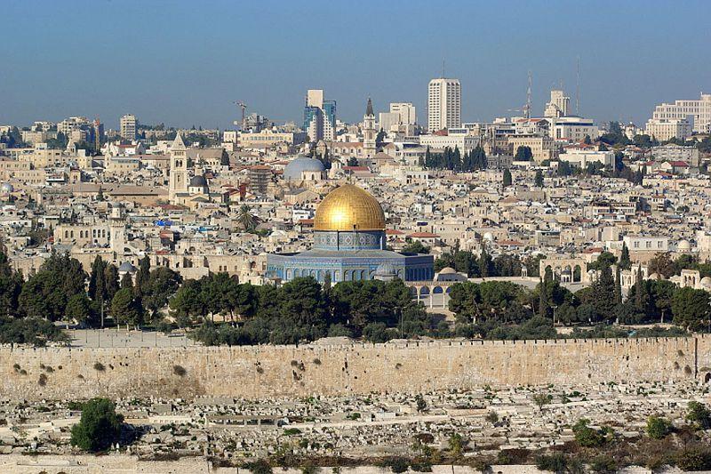 Иерусалим сегодня, фото: открытый источник