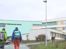 Средняя промышленная школа На Тржебешине, Фото: ЧТ