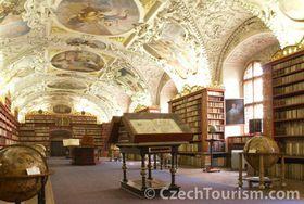 Strahov-Kloster (Foto: CzechTourism)