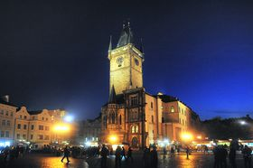 Староместская ратуша, фото: Валерий Дед CC BY 3.0