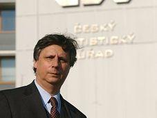 Jan Fischer (Foto: www.czso.cz)
