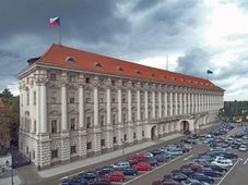 Černín Palace, photo: archive of Czech Ministry of Foreign Affairs