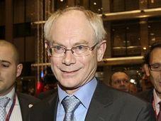 Herman van Rompuy, foto: ČTK