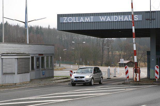 Waidhaus Grenze
