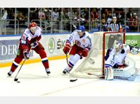 On Sunday, the Czechs took on the hosts Russia, winning 2:1 to secure overall win at the tournament, photo: CTK