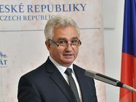 Milan Štěch, photo: ČTK