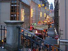 Weihnachtsmarkt in Dresden (Foto: Archiv des Weihnachtsmarktes)