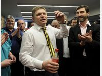 Robert Fico, photo: CTK