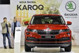 Škoda Karoq, photo: CTK