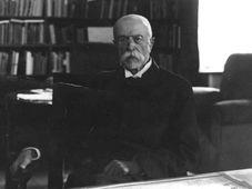 Tomáš Garrigue Masaryk (Foto: Archiv des Tschechischen Rundfunks)