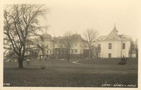 Schloss Lány (Foto: Archiv des Museums TGM in Rakovník)