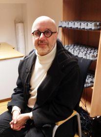 Rodrigo Fresán, foto: Enrique Molina