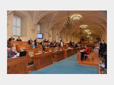 Обсуждение закона «Об электронном учете выручке», Фото: ЧТК