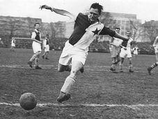 Josef Bican, photo: archive of Slavia Praha