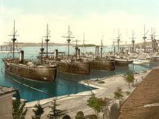 K. u. k. Kriegsflotte (Foto: Library of Congress, Public Domain)