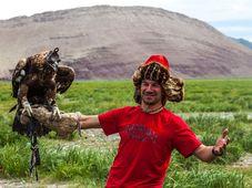 Karel Wolf v Mongolsku, foto: oficiální web festivalu Kolem světa