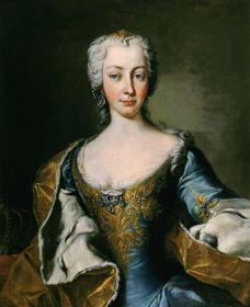 La emperatriz María Teresa de Austria