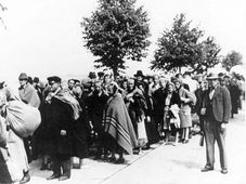 Выселение этнических немцев из Брно, Фото: Архив организации Post Bellum