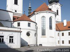 Страговский монастырь (Фото: CzechTourism)