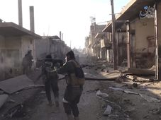 Bürgerkrieg in Syrien (Foto: ČTK)