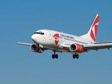 «Боинг 737», фото: Czech Airlines