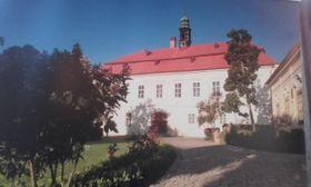 Zámek Liteň, foto: Magdalena Hrozínková