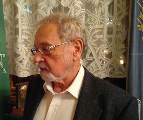 Vladimír Karfík, photo: Václav Richter