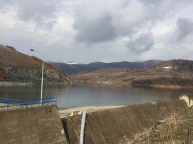 Jezero Badovac, foto: Pavel Novák