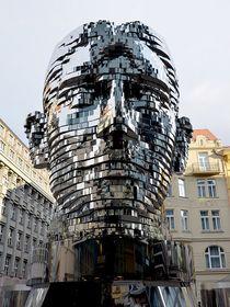 La statue cinétique de Franz Kafka, photo: Jindřich Nosek, CC BY-SA 4.0