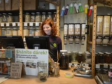 La tienda 'Sin envases', foto: Eva Turečková