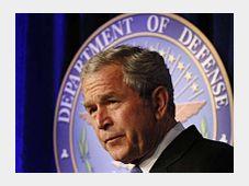 George Bush, photo: CTK