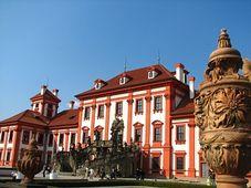 Château de Troja, photo: Štěpánka Budková