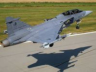Gripen, photo: Milan Nykodym, CC BY-SA 2.0