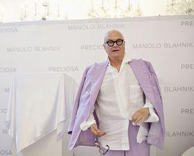 Manolo Blahnik (Foto: ČTK)