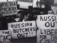 Le film documentaire sur l'invasion en août 1968, photo: Archives de TV Rossija 1