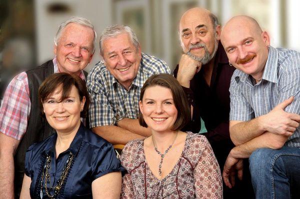 Spirituál kvintet, Фото: официальный фейсбук группы Spirituál kvintet