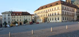 Hauptgebäude des Mährischen Landesmuseums (Foto: Jan Sapák, CC BY-SA 4.0)