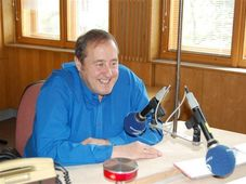 Peter Freestone, photo: archive of Czech Radio