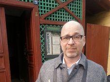 Mark Baker, photo: Ian Willoughby