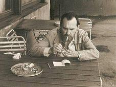 Egon Bondy, photo: Guerilla Records