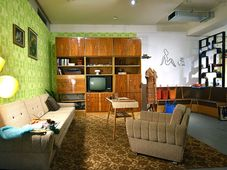 Obývací pokoj, foto: Filip Jandourek