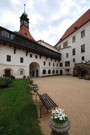 Náměšť nad Oslavou chateau, photo: CzechTourism