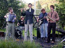Klezmer-Band ´Klec´