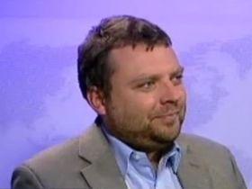 Erich Handl, photo: Czech Television