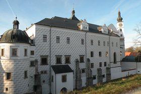 Schloss in Pardubice (Foto: Martina Schneibergová)