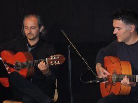 Morenito de Triana y Dario Piga, foto: Julia Rios