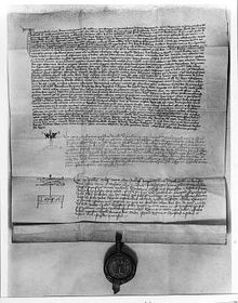 Dekret kutnohorský, foto: Public Domain